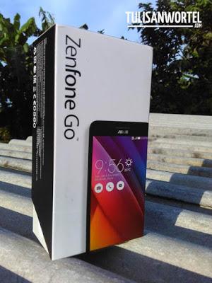 Kotak Asus Zenfone Go