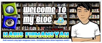 blog haris firmansyah
