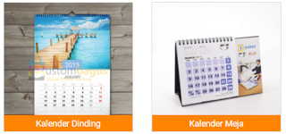 Kalender Custom Bagus