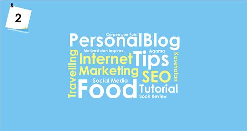 Tps Dasar Blogging : Tentukan Tema