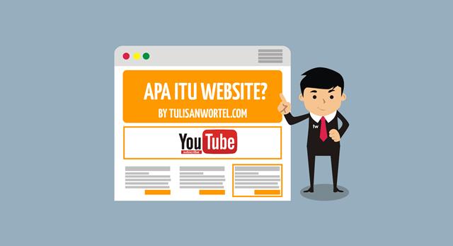 Apa itu website?