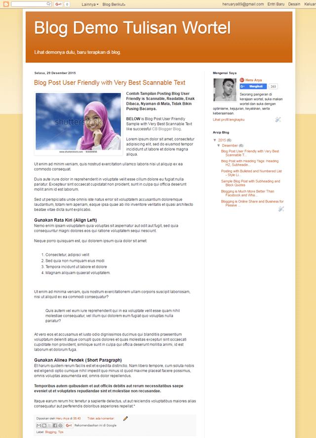 cara baru membuat baca selanjutnya, read more otomatis di blog