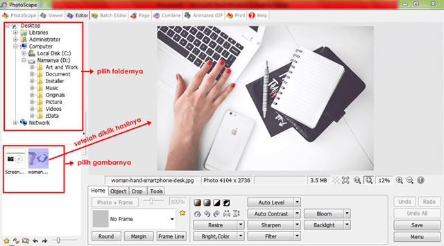 cara mengoptimalkan gambar di blog