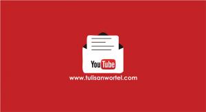 surat untuk youtuber