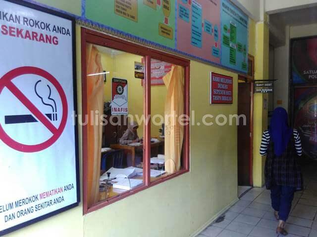 tempat pengambilan formulir skck kota Pekanbaru