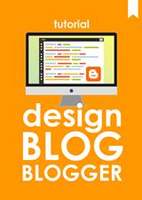 desain blog di blogger