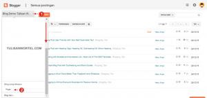 cara mengembalikan blog yang dihapus